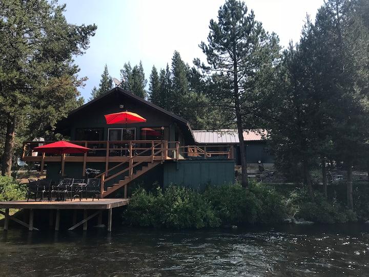 Bigham Cabin Crescent Creek