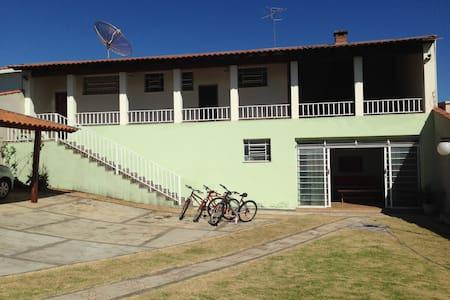 Casa com linda vista