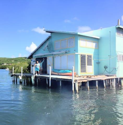Papa's Bay Cottage (Bay Side Room)