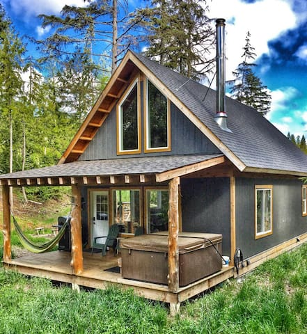 Bluebird Chalet- Chalet One - Salmon Arm - Chalet