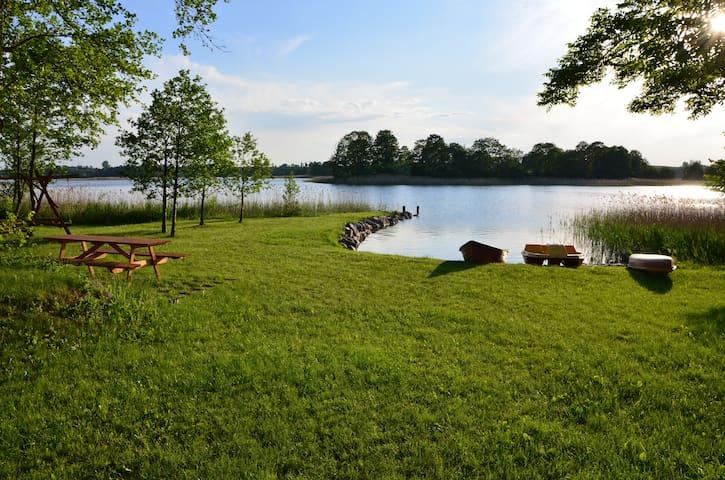Agroturystyka nad jeziorem Gaładuś - Dusznica - Квартира