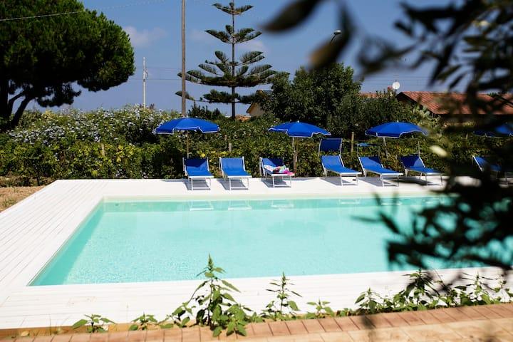 B&B Villa Elena Tropea