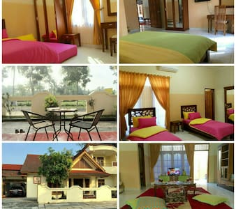 GOWINDA HOUSE -2 ..Lovely House  with Amazing view - Sleman Sub-District - Hus