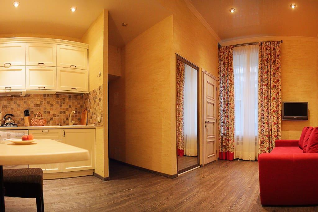 Appartamenti In Affitto Odessa