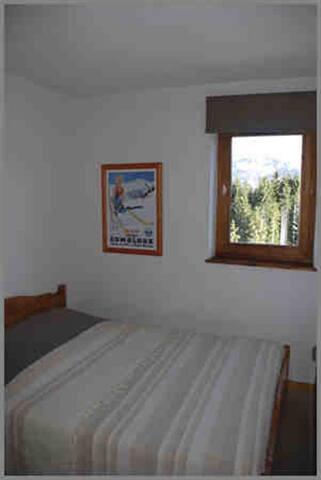 2 chambres - Capacités 7 personnes