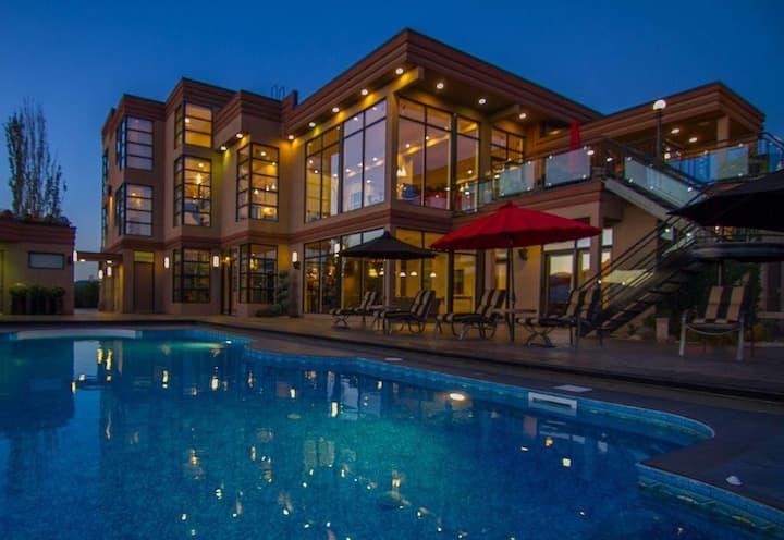 Luxury Estate in the Heart of Kelowna