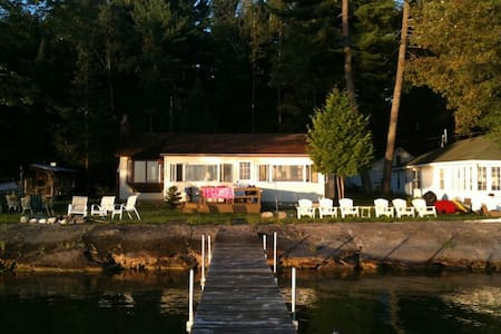 The Perfect Mullett Lake Cottage