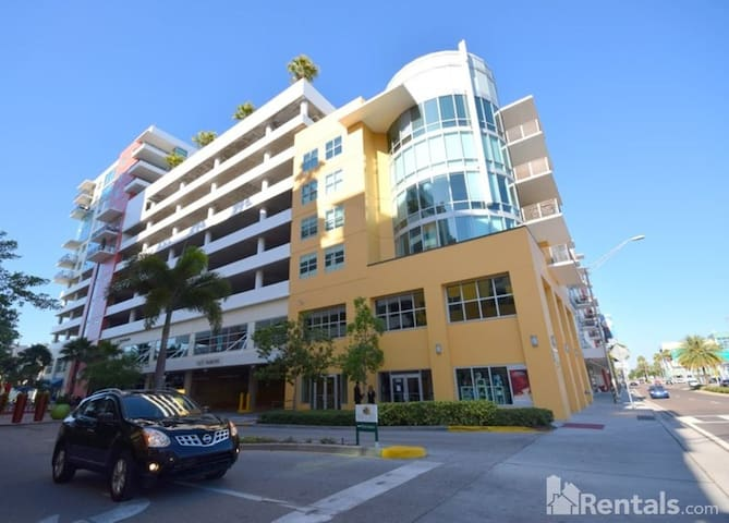 DOWNTOWN Condo near everything!! - Tampa - Apartment