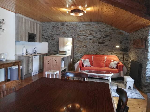 Apt.rural CasaTonya 2(UNARRE-Pallars Sobira)