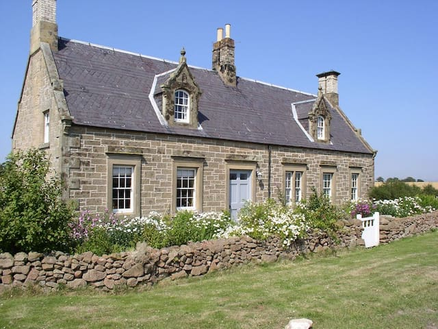 A unique rural retreat in the Scottish Borders