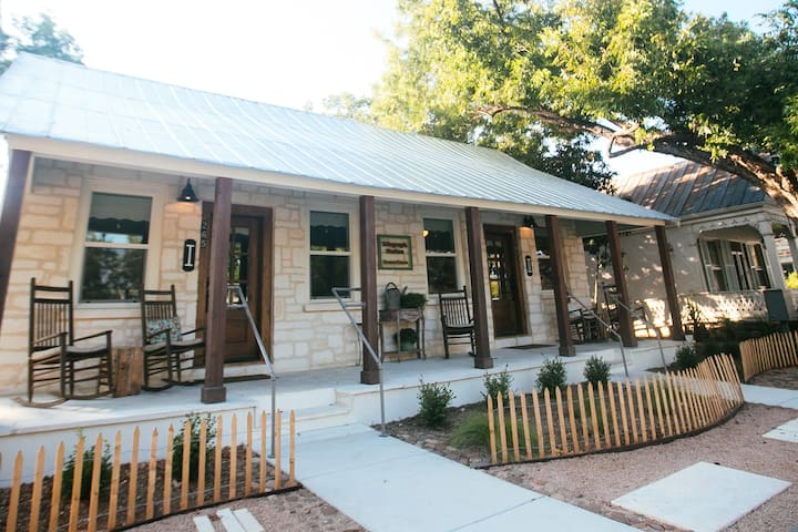 Telegraph Station #1 - New Braunfels - Apartment