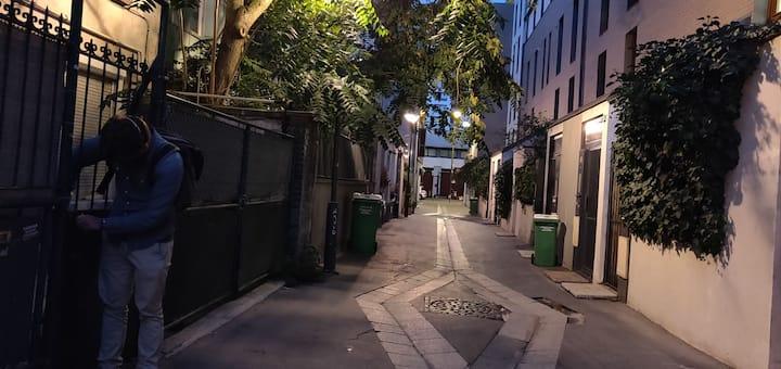 Superbe Studio au coeur de Paris