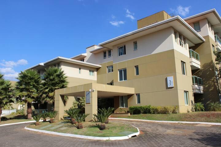 Hotel The Sun- flat - mobiliado 4º andar