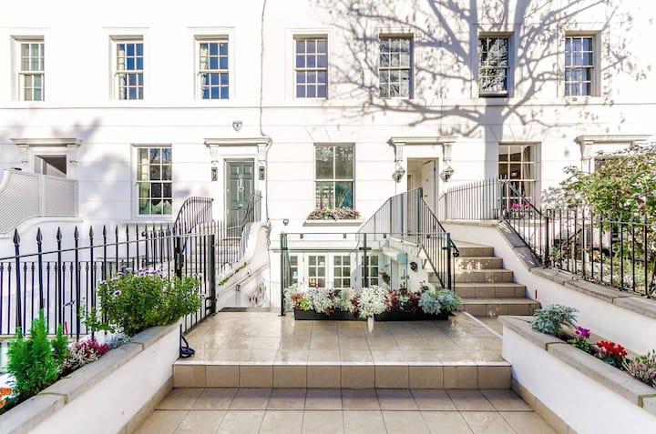 Elegant 3 bedroom Apartment in South Kensington