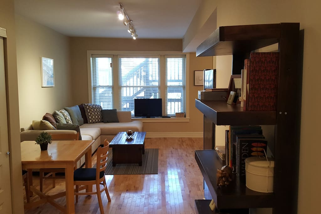 2 BR 2 Bath Lovely SLU Adjacent Full Apartment Apartments For Rent In St