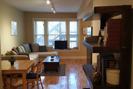 2 BR, 2 Bath Lovely SLU Adjacent Full Apartment! - Appartement