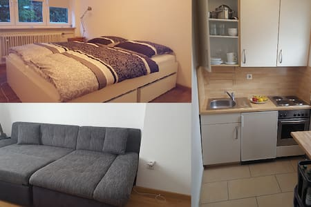 Cosy, Central, Best Connected - Munich