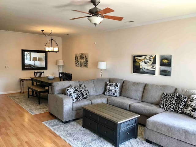 Brand new comfortable sectional and dining furniture