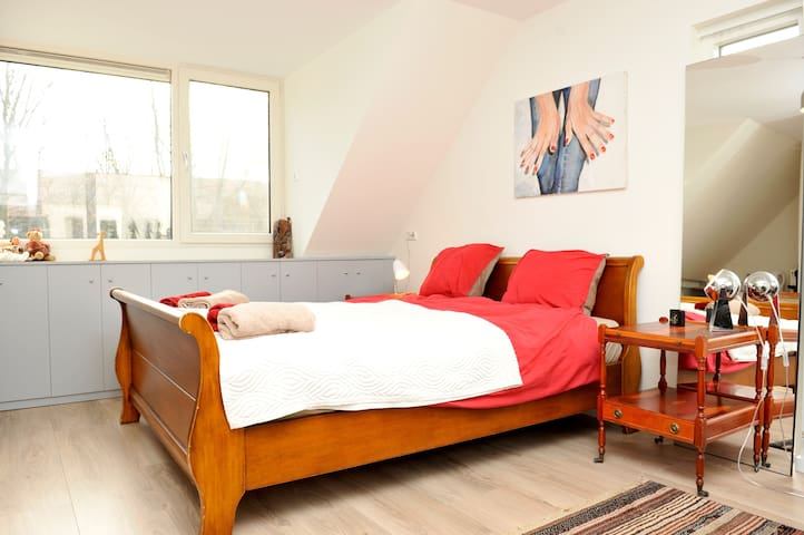 Privat studio near city centre + free parking! - Amsterdam - Dom