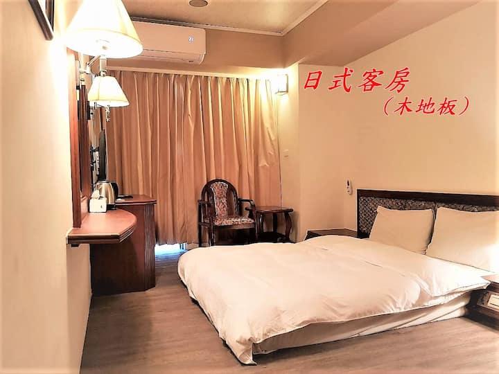 大瀧精緻商務會館-古典式風格和式雙人房(月租)