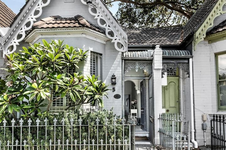 Luxe Woollahra heritage home
