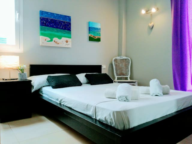 Intera casa /apt en Sant Francesc - Sant Francesc Xavier - Appartement