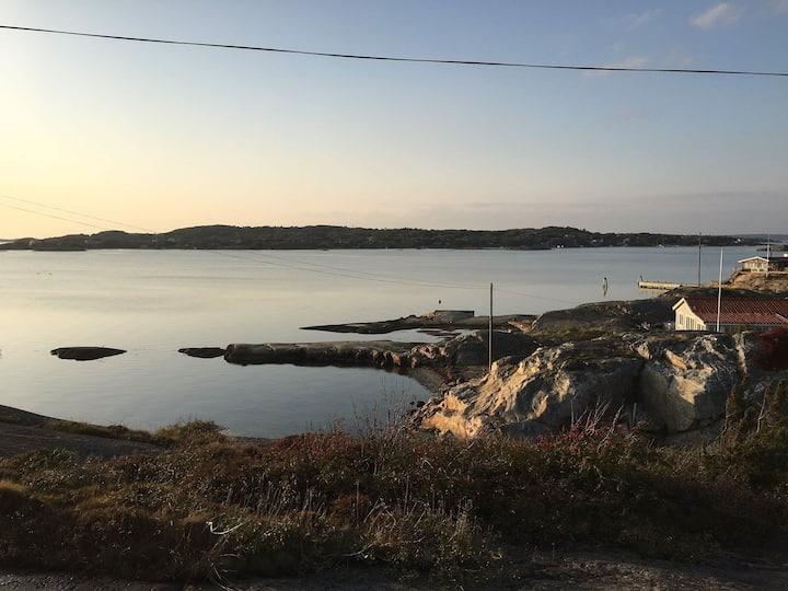 Summerhouse on Köpstadsö, Gothenburg archipelago