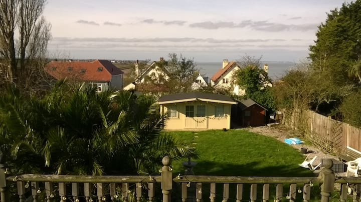 Summer House in Garden