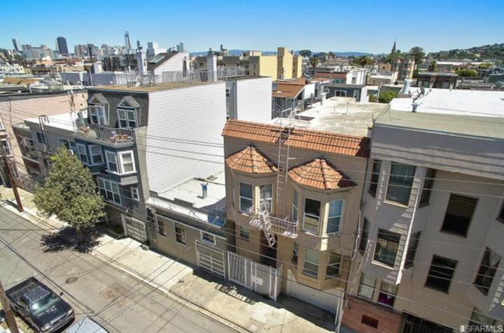 Remodeled 1bed 1ba apt in trendy Mission Dolores