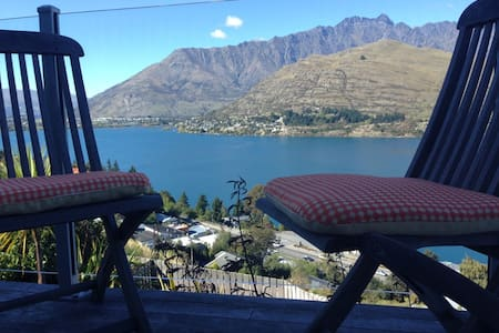 Twin Lakes - Spectacular Views - Queenstown - Rumah