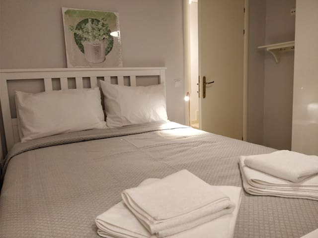room nr2 , double bed 1,40m * 2,00m