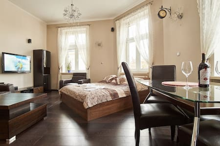 Charming apartment in a historic building Old Town - Cracovie