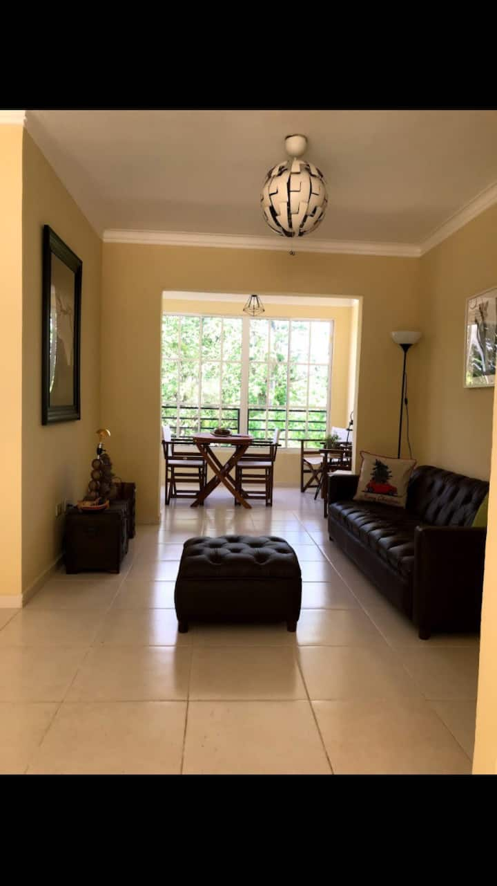Sunny apartment at Santo Domingo city