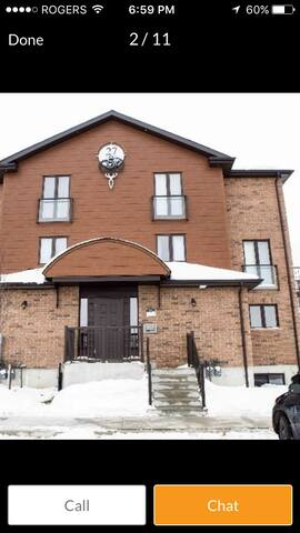 Condo in Barrie Excellent Location Yonge Station - Barrie - Apartemen