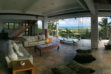 Sea view bed & breakfast in Saint-Martin - Saint Martin - Bed & Breakfast