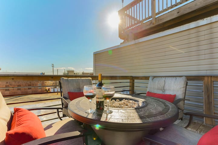 ~The Peaceful Rowhouse Resort by the Water Taxi~ - Baltimore - Ev