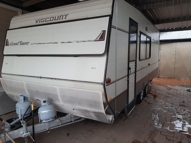 CARAVAN ACCOMODATION