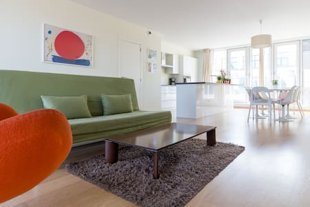 Great penthouse with Atomium view! - Schaerbeek