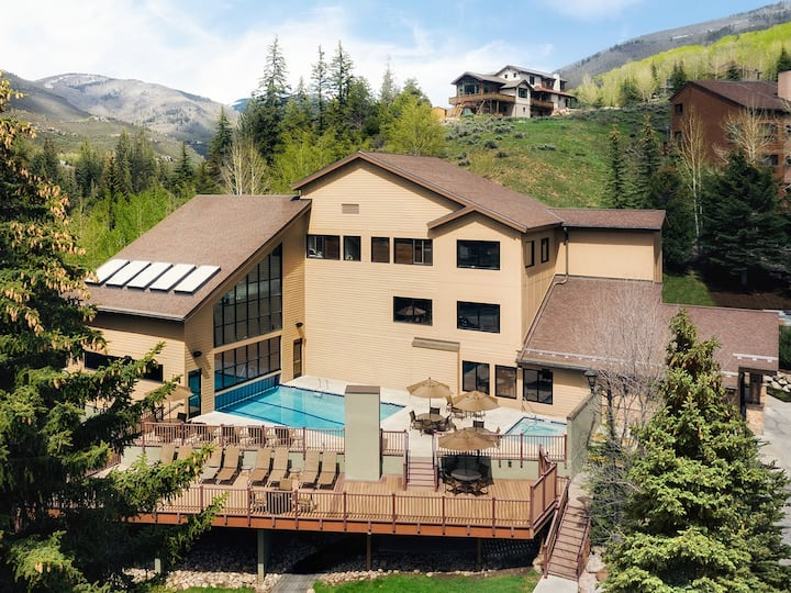 Marriott StreamSide Evergreen, Vail, 2bd max 8