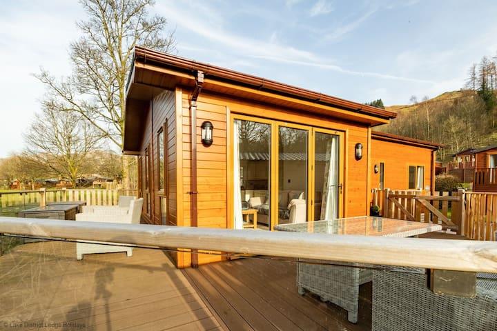 Comraich Lodge, Limefitt Holiday Park