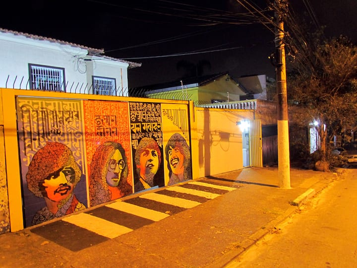 Vila Rock Hostel