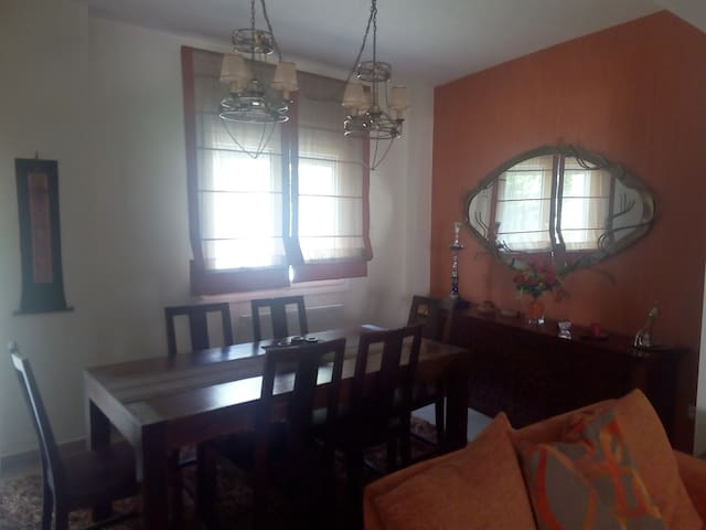 Thessaloniki, Ethnic Maisonette. - Thesszaloniki
