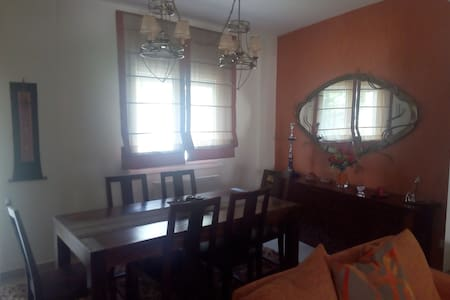 Thessaloniki, Ethnic Maisonette. - Thessaloniki
