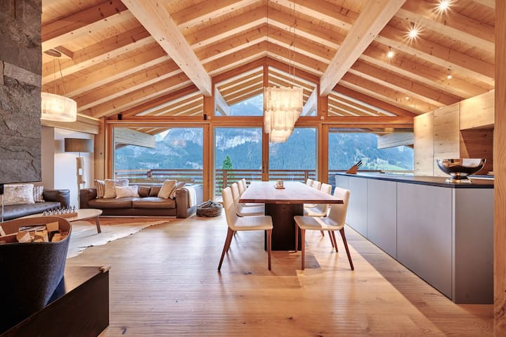 Grindelwald Penthouse
