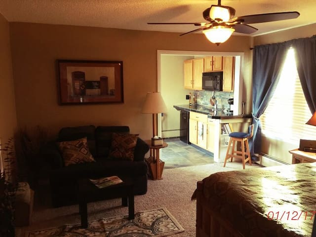 2 rm Studio with Kitchenette, Private Entry, deck - Lakewood - House
