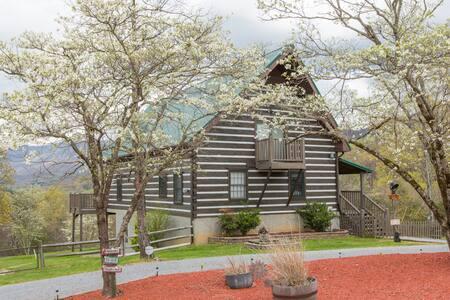 Mountain Hideaway - Sevierville - Casa de campo