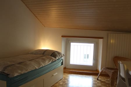 Room in lovely attic apartment