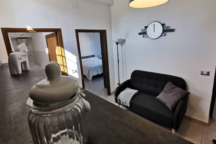 Fine apartment in Tuscia centro storico Viterbo