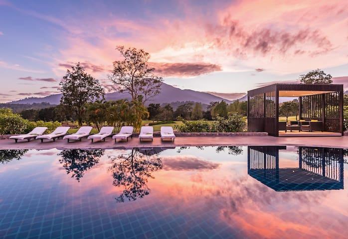 Deluxe Mountain View, Golf Resort, Chanthaburi