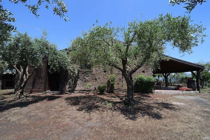 Podere Pietramarina - Etna - Alcantara - Castiglione di Sicilia - House